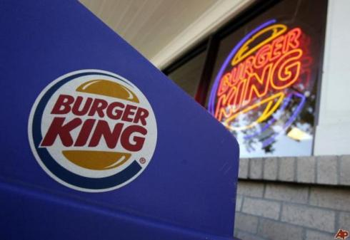 Flash actu : Ouverture de Burger King à Paris Saint Lazare !